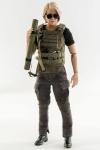 Terminator: Dark Fate Actionfigur 1/12 Sarah Connor 14 cm