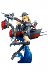Kantai Collection PVC Statue Prinz Eugen 21 cm
