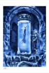 DC Comics Kunstdruck Mr. Freeze: Heart of Ice 46 x 61 cm - ungerahmt