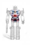 Transformers Actionfigur Super Cyborg Optimus Prime Clear 30 cm