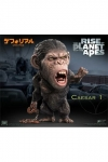 Planet der Affen: Prevolution Deform Real Series Soft Vinyl Statue Caesar Chain Ver. 15 cm