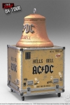 AC/DC Rock Ikonz On Tour Statuen Hells Bell