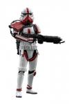 Star Wars The Mandalorian Actionfigur 1/6 Incinerator Stormtrooper 30 cm