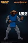Mortal Kombat Actionfigur 1/12 Raiden 17 cm