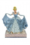 Disney Statue Cinderella Transformation 20 cm