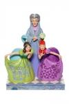 Disney Statue Lady Tremaine, Anastasia & Drizella 21 cm