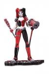 DC Comics Red, White & Black Statue Harley Quinn by Amanda Conner 18 cm