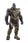 Avengers: Endgame Movie Masterpiece Actionfigur 1/6 Thanos Battle Damaged Version 42 cm