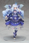 Aikatsu! PVC Statue 1/8 Shirogane Lily Rosetta Thorncorde Costume 23 cm