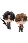 Daomu Biji Chimimega Buddy Series Minifiguren 2er-Pack Wu Xie & Zhang Kylin Reset 7 cm
