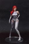 Original Character Statue 1/6 Bondage Lily Ver. II Silver 27 cm