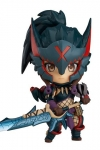 Monster Hunter World Iceborne Nendoroid Actionfigur Hunter: Female Nargacuga Alpha Armor Ver. 10 cm
