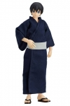 Original Character Figma Actionfigur Male Body Ryo with Yukata Outfit 14 cm