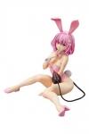 To Love-Ru Darkness PVC Statue 1/4 Momo Belia Deviluke Bare Leg Bunny Ver. 24 cm
