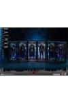 Batman: Arkham Knight Miniaturen-Diorama-Set Armory 12 cm