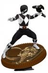 Mighty Morphin Power Rangers PVC Statue Black Ranger 23 cm