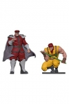 Street Fighter PVC Statuen 1/8 Bison & Rolento