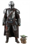 Star Wars The Mandalorian Actionfiguren Doppelpack 1/6 The Mandalorian & The Child 30 cm
