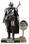 Star Wars The Mandalorian Actionfiguren Doppelpack 1/6 The Mandalorian & The Child Deluxe 30 cm