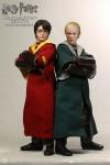 Harry Potter Actionfiguren 1/6 Doppelpack Harry Potter & Draco Malfoy 2.0 Quidditch Ver. 26 cm
