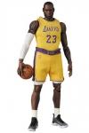 NBA MAF EX Actionfigur LeBron James (LA Lakers) 18 cm