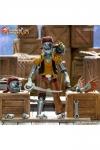 Thundercats Ultimates Actionfigur Wave 3 Captain Cracker the Robotic Pirate Scoundrel 18 cm