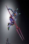 Neon Genesis Evangelion Metal Build Diecast Actionfigur EVA-01 Test Type EVA 2020 Ver. 22 cm