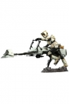Star Wars The Mandalorian Actionfigur 1/6 Scout Trooper & Speeder Bike 30 cm