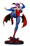 Street Fighter Ultra Statue 1/4 Chun-Li: Morrigan Player 2 47 cm
