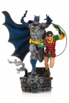 DC Comics Deluxe Art Scale Statue 1/10 Batman & Robin by Ivan Reis 25 cm
