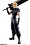 Final Fantasy VII Remake Play Arts Kai Actionfigur Cloud Strife Ver. 2 27 cm