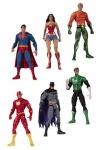 DC Essentials Actionfiguren 6er-Pack Justice League 18 cm