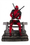 Marvel Movie Premier Collection Statue Deadpool - auf 3000 Stück limitiert.