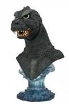Godzilla und die Urweltraupen Legends in 3D Büste Godzilla 1964 25 cm - auf 1000 Stück limitiert.