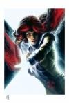 Marvel Kunstdruck Jean Grey 46 x 61 cm - ungerahmt -Weltweit limitiert auf 400 Stück!