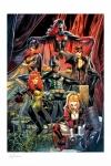 DC Comics Kunstdruck Batman: Detective Comics #1000 46 x 61 cm - ungerahmt - Weltweit limitiert auf 500 Stück!