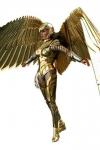 Wonder Woman 1984 Movie Masterpiece Actionfigur 1/6 Golden Armor Wonder Woman (Deluxe) 30 cm