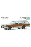 Terminator 2 Diecast Modell 1/18 1980 Ford LTD Country Squire