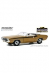 The Mod Squad Diecast Modell 1/18 1971 Dodge Challenger 340 Convertible