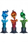 Court of the Dead Court Statuen 3er-Pack The Lighter Side of Darkness: Faction Candle 18 cm