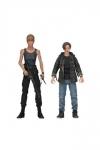 Terminator 2 Tag der Abrechnung Actionfiguren Doppelpack Sarah Connor & John Connor 18 cm