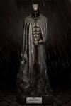 The Dark Knight Rises Master Craft Statue The Dark Knight Memorial Batman 45 cm