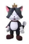 Final Fantasy VII Action Doll Plüschfigur Cait Sith 29 cm