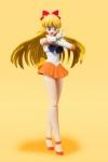 Sailor Moon S.H. Figuarts Actionfigur Sailor Venus Animation Color Edition 14 cm