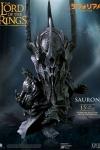 Herr der Ringe: Die Gefährten Defo-Real Series Statue Sauron Premium Edition 15 cm