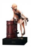 Girls Frontline PVC Statue 1/8 OTS-14 Purple Rain Heart Ver. 25 cm