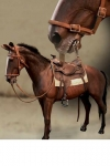 James Dean Statue 1/6 Cowboy Horse 30 cm