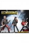 Scorpions Rock Iconz Statuen 3er-Pack Limited Edition 23 cm