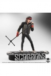Scorpions Rock Iconz Statue Klaus Meine Limited Edition 22 cm auf 3000 Stück limitiert.