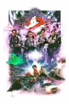 Ghostbusters Kunstdruck Ghostbusters 46 x 61 cm - ungerahmt Weltweit limitiert auf 350 Stück!